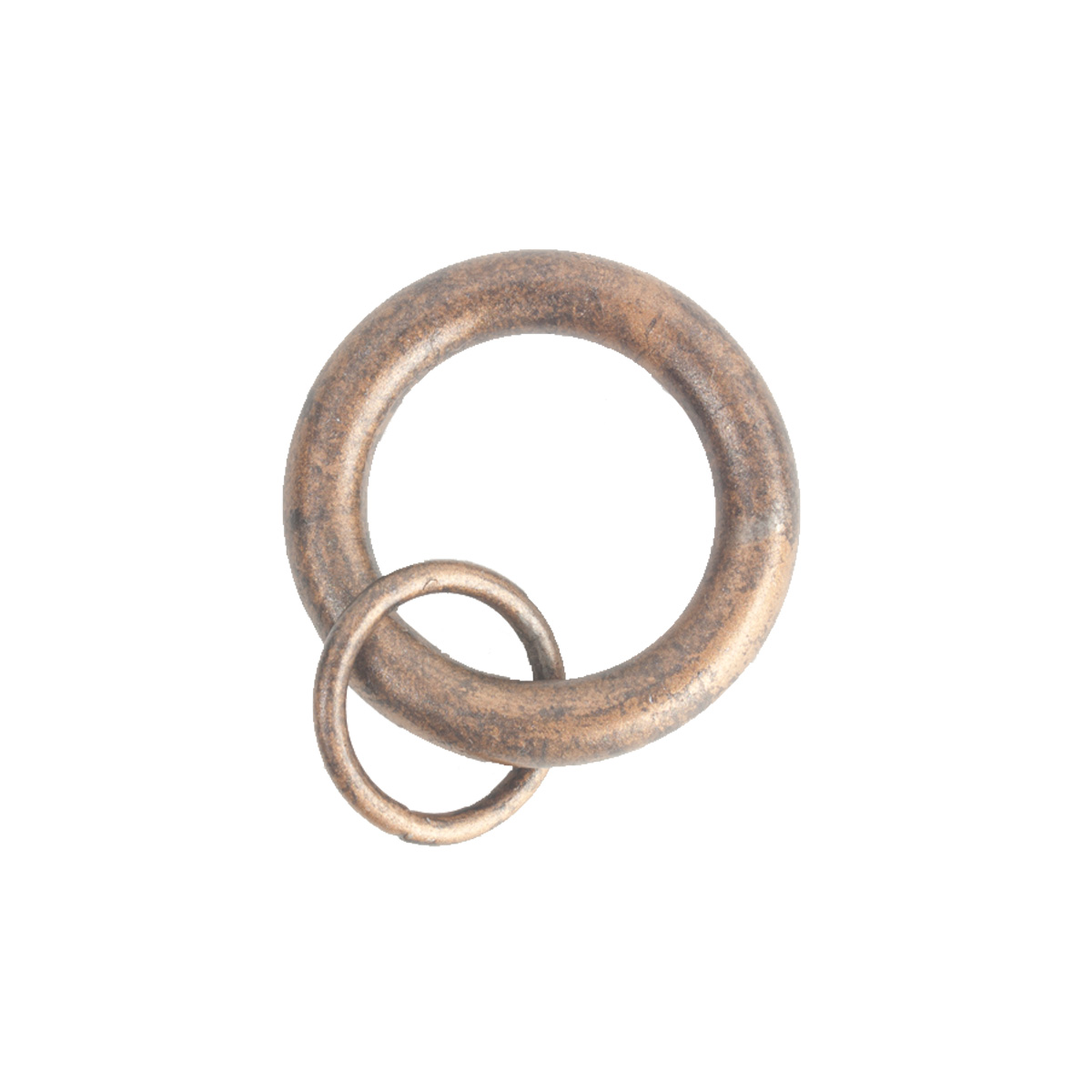 Rings W/ Loop 3 Bronze (10 Per Pack)