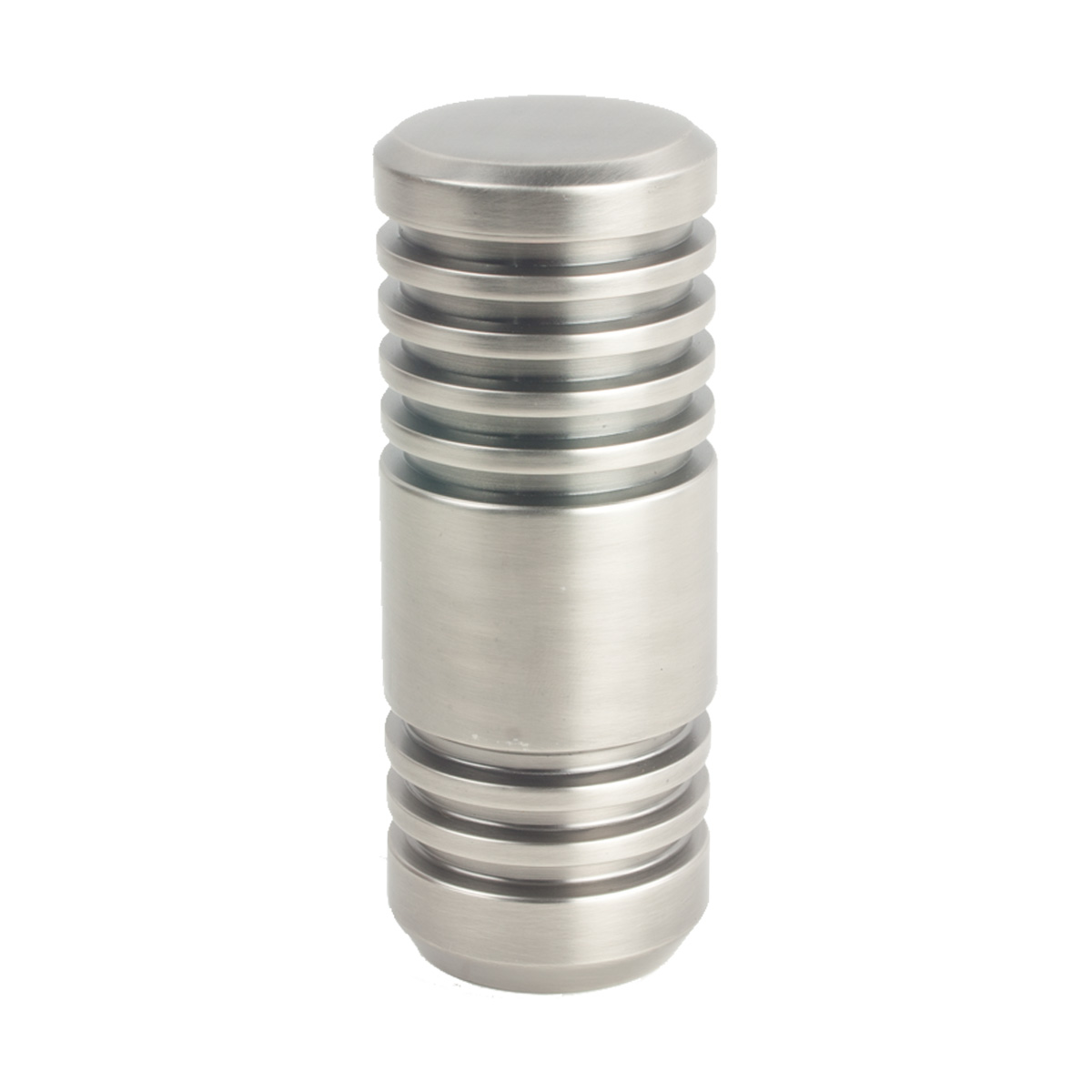 Cylinder Finial 3 Pewter