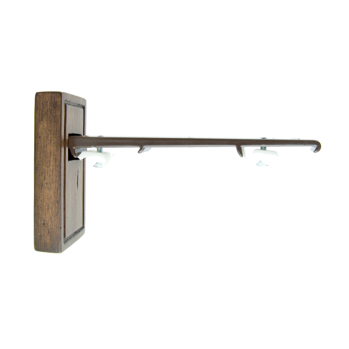 Traverse Bracket Double 2 Walnut