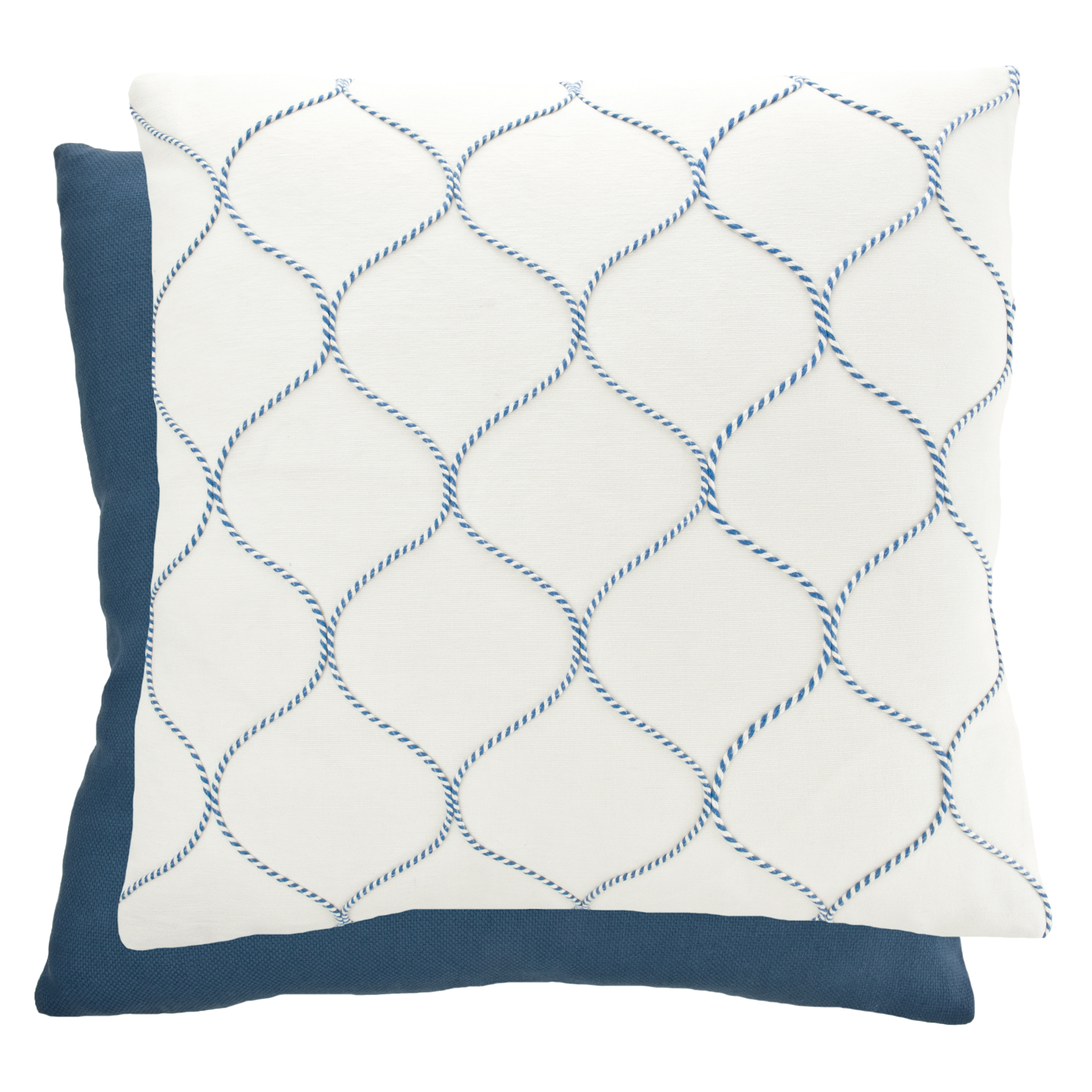 Corcho Pillow 1 Denim